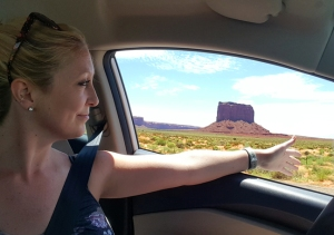 Monument Valley View