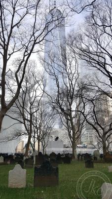 NYC WTCkheadstones