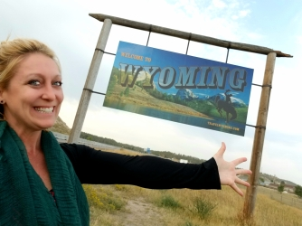The beautiful state of Wyoming